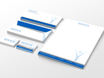 Resolve- Stationery Package
