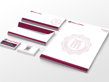 Takoma Academy- Stationery Package