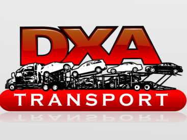 DXA Transport- Logo Design