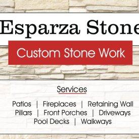 Esparza Stone - General Branding