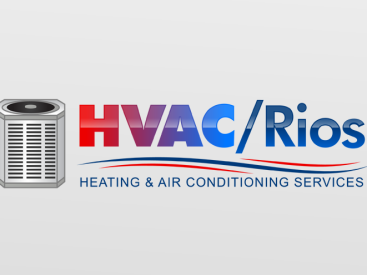 HVAC Rios- Logo Design