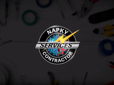 Napky Contractor Services - General Branding