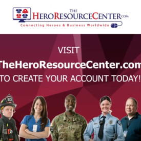 The Hero Resource Center - General Branding