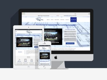 Leo Contracting - Website Design