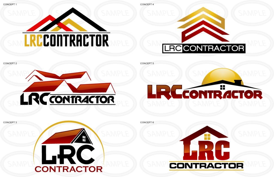 6 logo concepts
