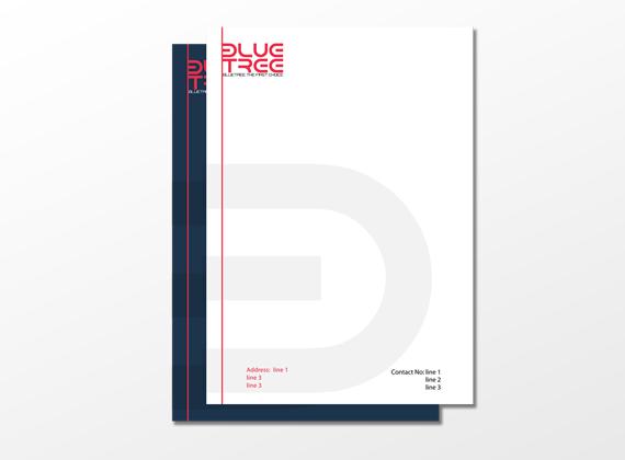 Letterhead Design2 - Xtreme Websites