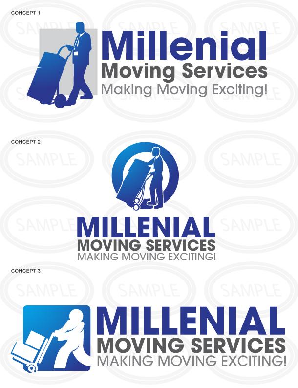 3 logo concepts