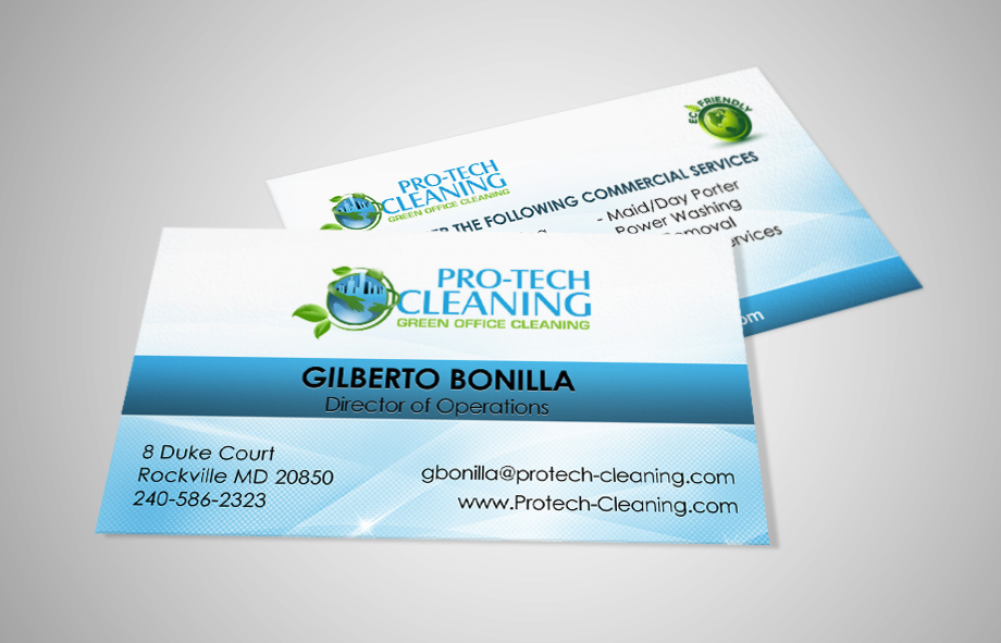 Business Card Design - Xtreme Websites