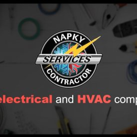 Napky Electrical - General Branding