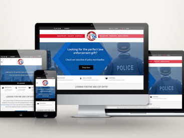 Chicago Fire and Cop Shop - All-Inclusive Ecommerce