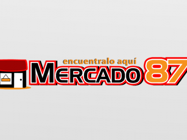 Mercado87- Logo Design
