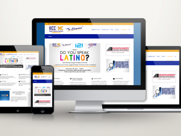 HCCMC- Website Design