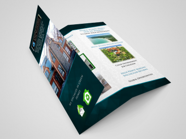 UGRI- Brochure Design